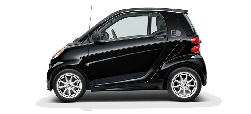 SMART ELECTRIC CAR FOR RENT