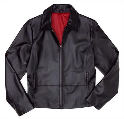 leather apparel