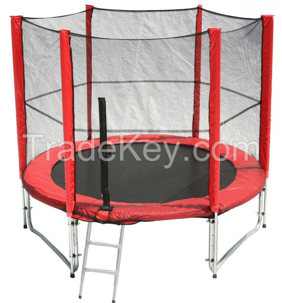 8ft trampoline with CE certificates