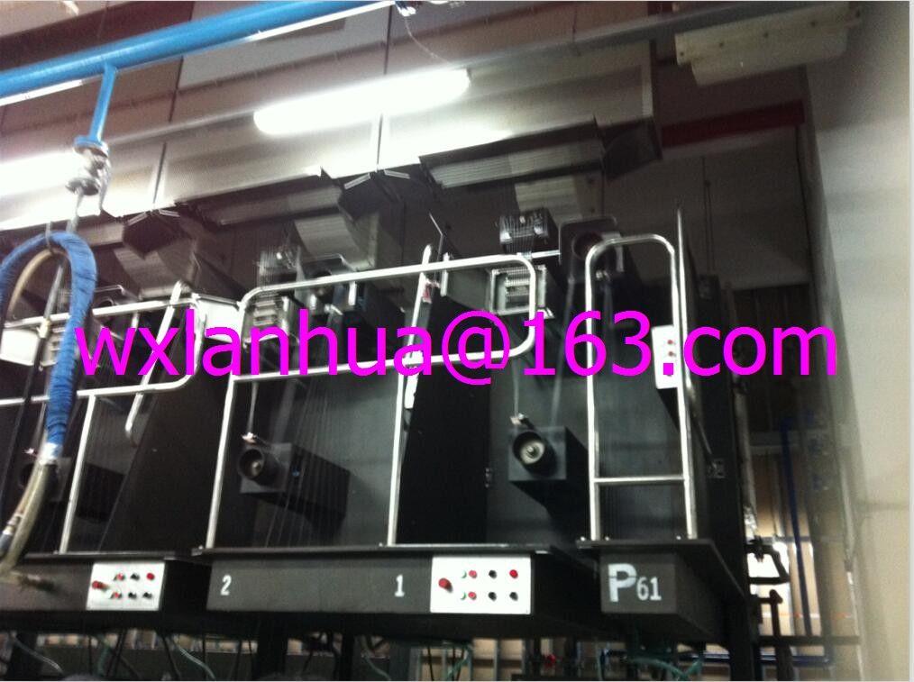 PET/PP/PA6 POY production machine
