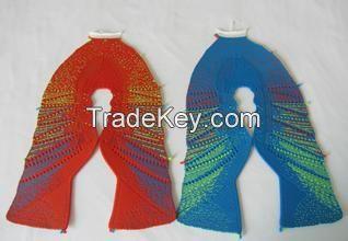 Nylon hot melt yarn