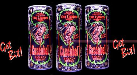 Cascabel Energy Drink for Sale