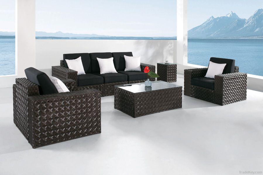 Nari Modern Patio Sofa Set S8002