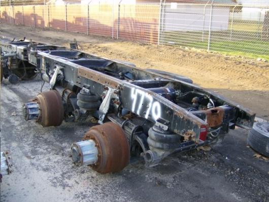 Axle Suspension