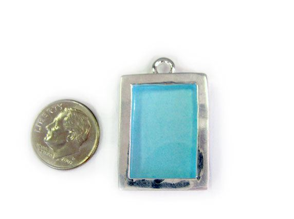 Picture Frame Pendant Charms