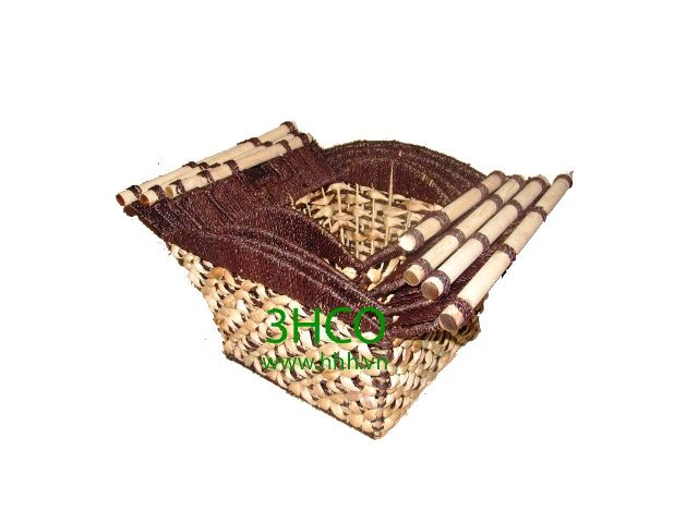 water hyacinth basket SD3807/4NA