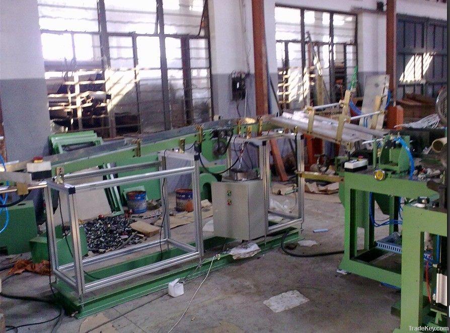 POY/DTY/FDY paper tube making machine