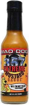 357 Extreme Mustard Sauce