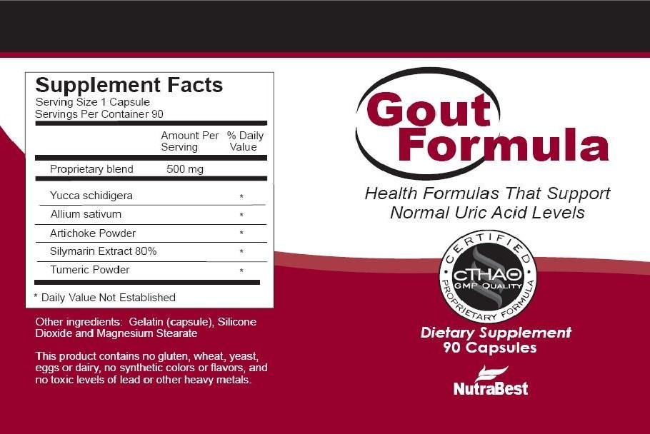 Gout Formula
