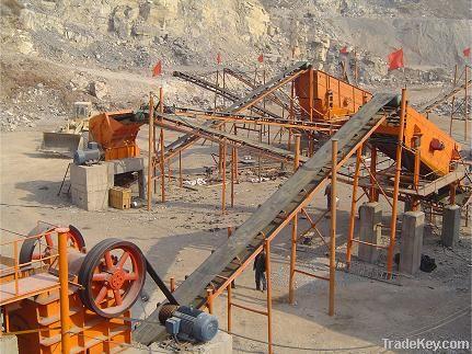 Stone Production Plant
