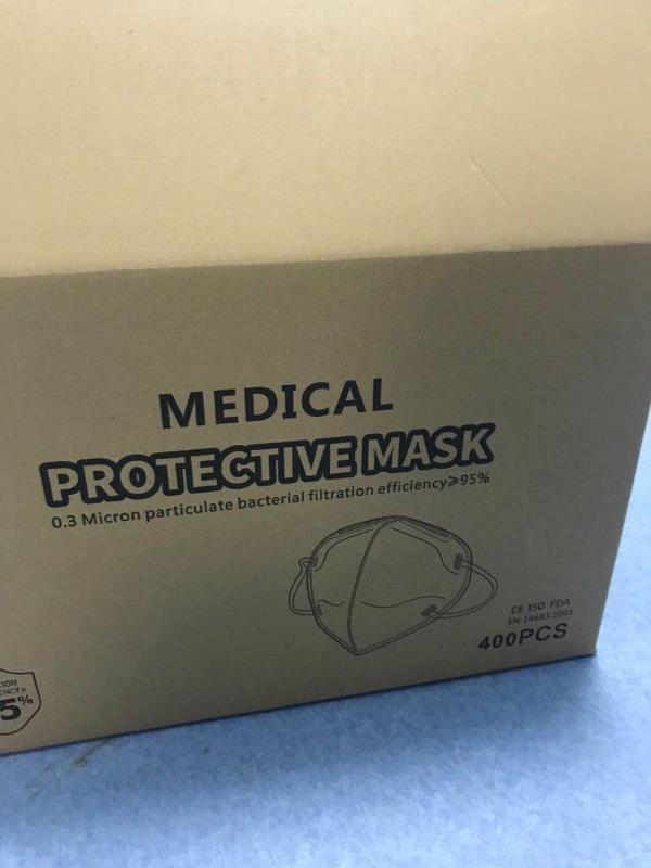 N95 FFP2 face mask