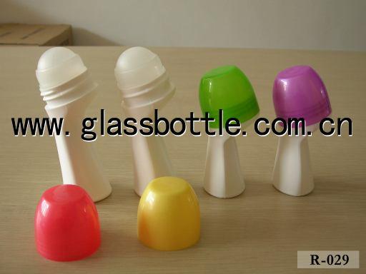plastic roll-on bottle