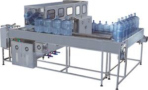 5 or 3 Gallon Bottling Line