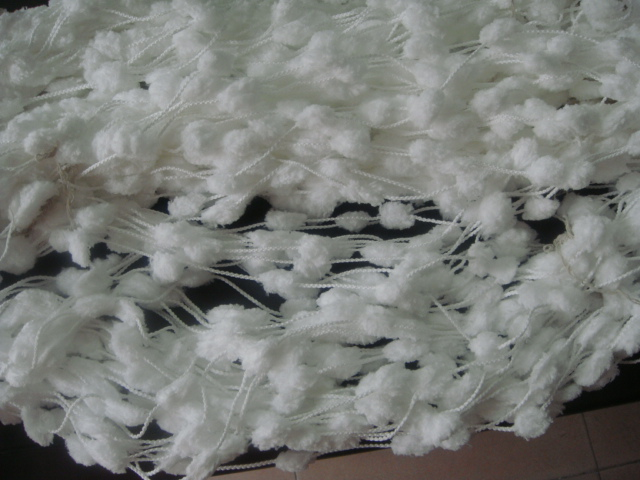brush yarn