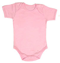 Organic Cotton Baby Body Suit