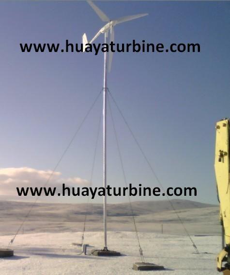 3000w 3kw wind turbine generator