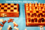 Wooden Toy Box, Wooden Chess Box