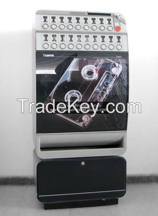 cigarette vending machine, Azkoyen Desing 21