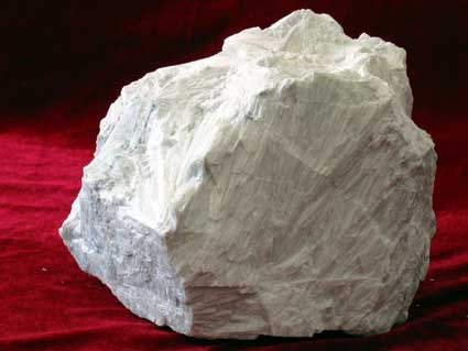 wollastonite ore and powder
