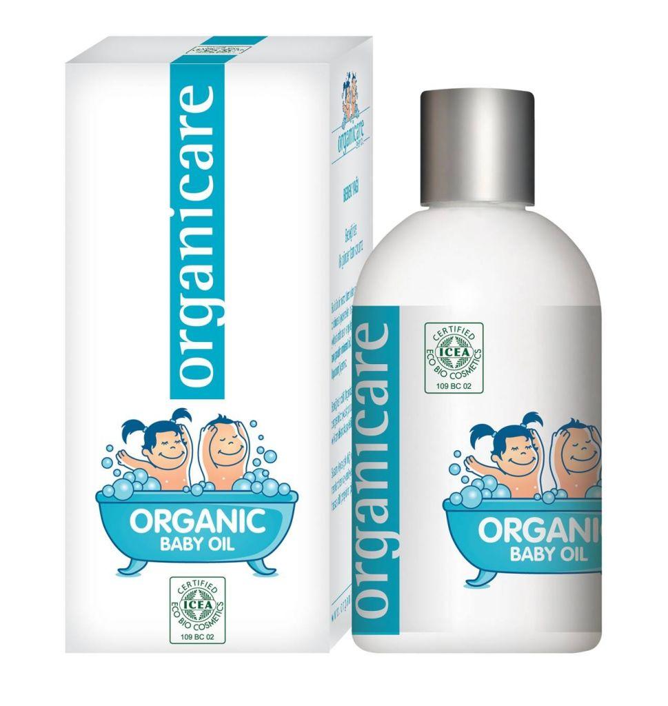 Organicare Baby Organic Baby Oil