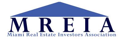 Miami Real Estate Investor's Association Membership