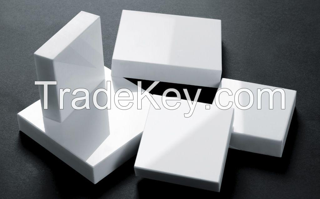 MillenStone (Nano Crystallized Glass Panel), Nanoglass, super white solid surface
