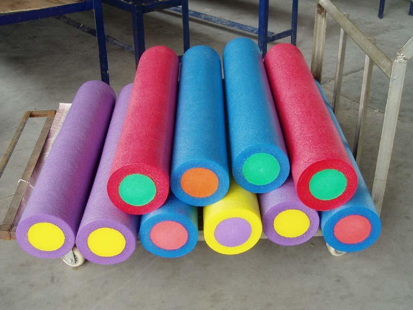 Foam Roller Yoga Tube Water Noodles