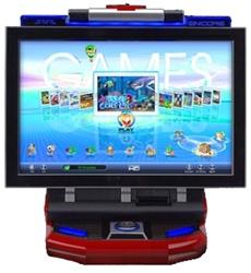 JVL Encore Touchscreen