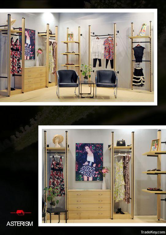 Clothing Display Rack OEM service