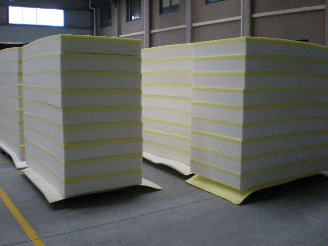 Mattress 001 100% Polyurethane Visco Elastic Memory Foam Mattress