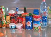 Printed and Clear PVC Shrink Film