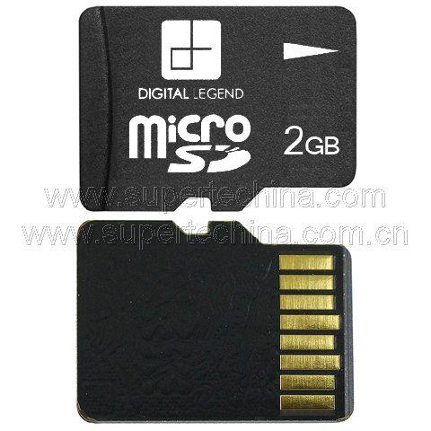 Micro SD card (S1A-2001D)