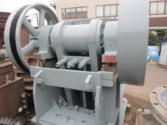 USED KOBE ALLIS-CHALMERS 36-48ST (48 INCH X 36 INCH) JAW CRUSHER
