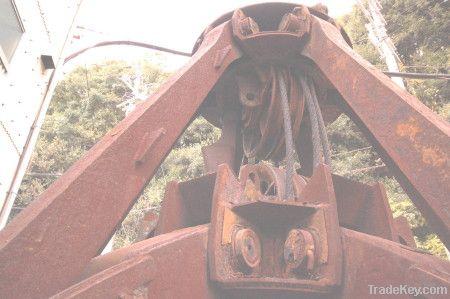 Used Orange Peel Bucket (CAPACITY 5M3)