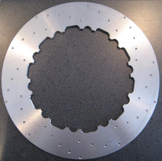 Motorcycle Brake Rotor Friction Disc