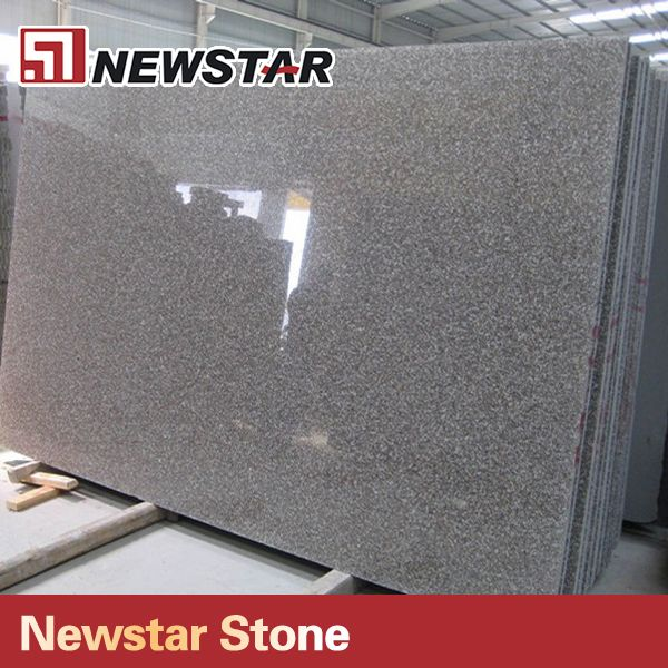 China G664 Polished Red Granite Slab