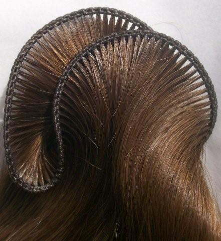 Indian Remy Hairs, Machine Wefts and Hand-tied Wefts