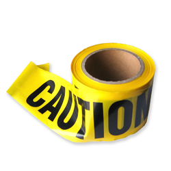 caution tape, barriage tap, roadway safety
