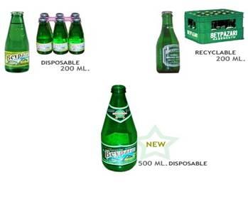 Beypazari Mineral water
