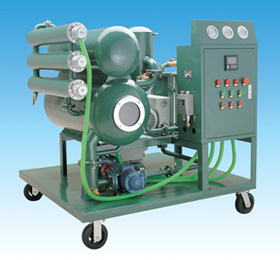 SINO-NSH VFD Transformer Oil filtration equipment