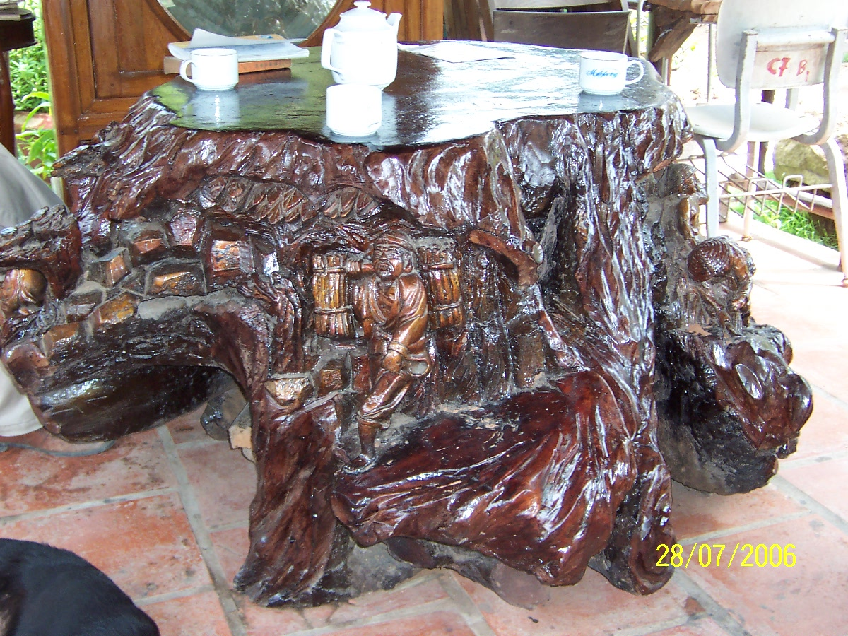 Wooden furniture's