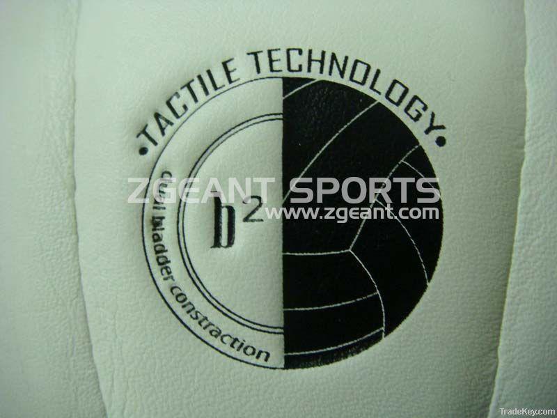 Size 5 Laminated Microfiber PU 18 panels volleyball