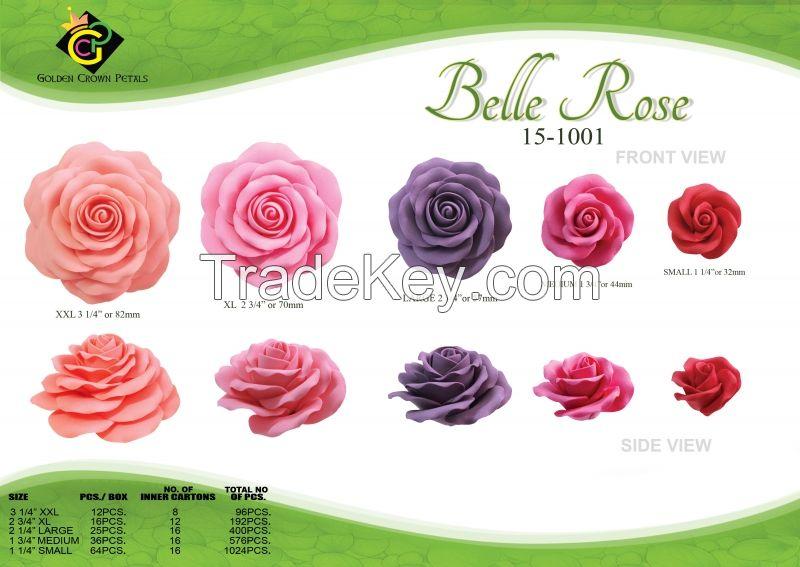 Belle Roses 15-1001