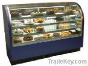 Refrigerated Bakery Display Showcase