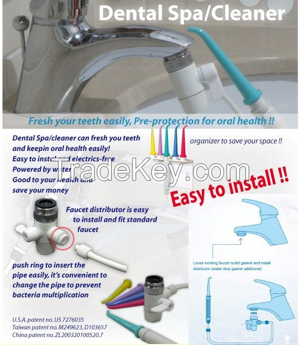 oral irrigator, dental water flosser, dental water jet  JI-901A