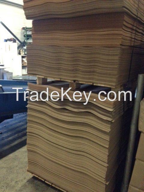 Leather Fibre Board