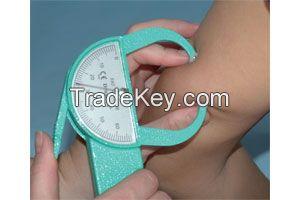 Skinfold Caliper, Body Fat Caliper, Skinfold Measurement
