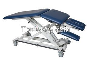 5-Section Treatment Table, Motorized Mid-Section