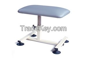 Height Adjustable Traction Stool for Clinics and Hospitals