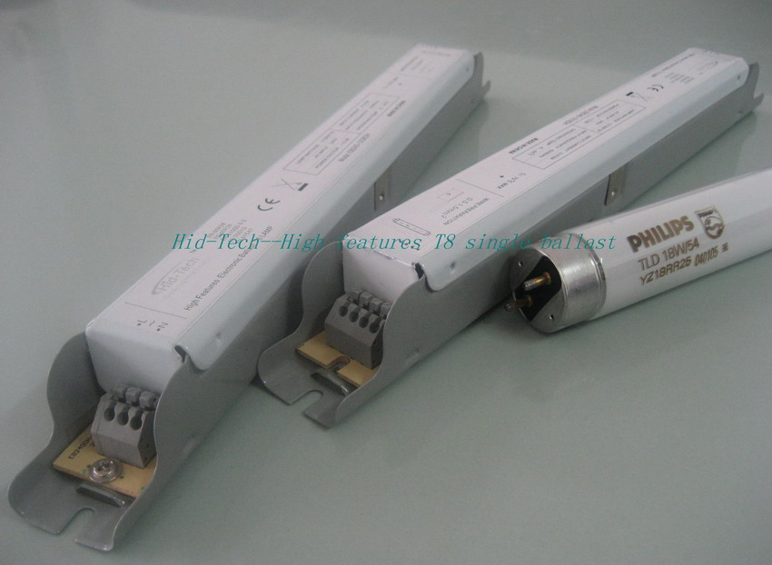 Electronic Ballast T5/T8/CFL lamps